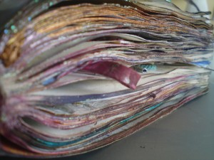 Coloured Page Edges